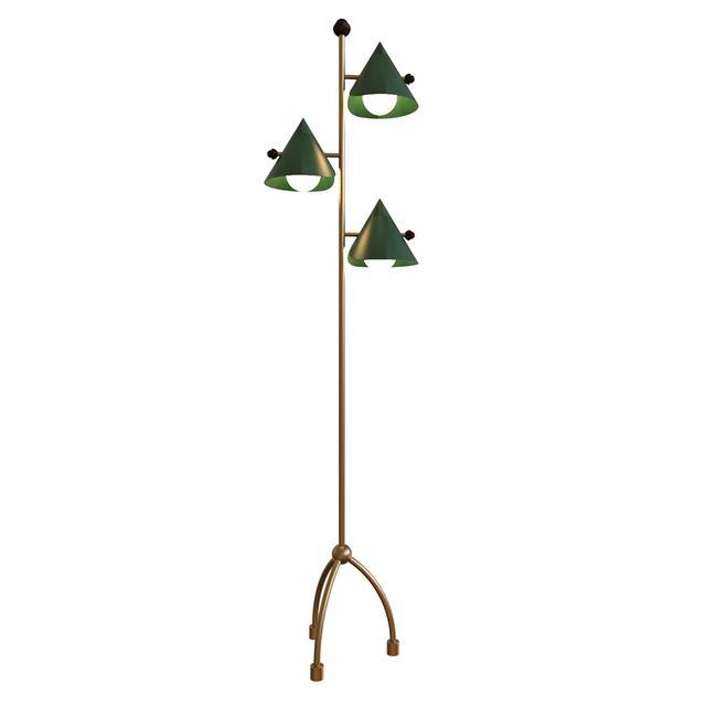 Paan Floor Lamp
