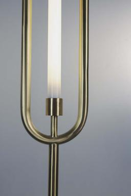 Loop Standing Lamp(Brass)