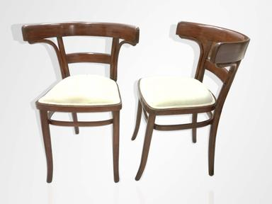 Bentwood Chairs (Pair)