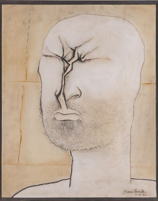 Untitled (Frowning man)