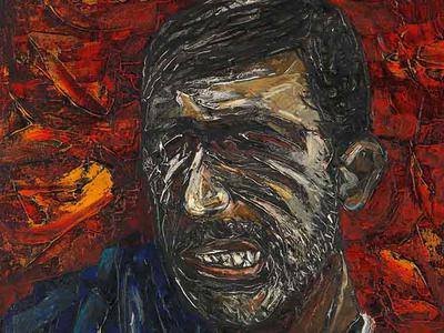 Manu Parekh - An Important Portrait
