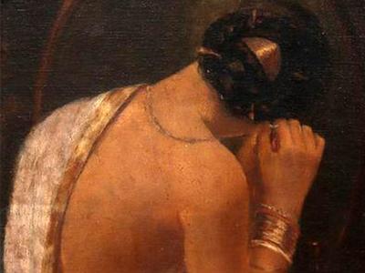 Calcutta 1920s Academic Painters
