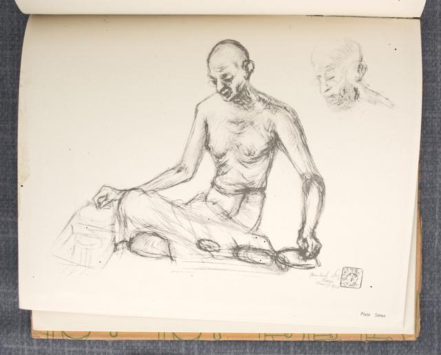 Portraits of Mahatma Gandhi