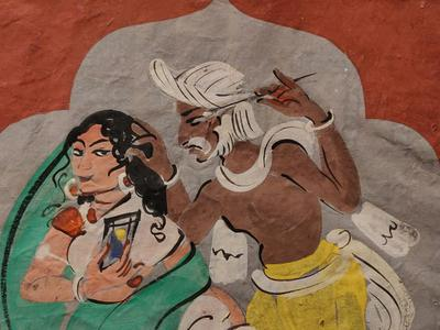 Nandalal Bose - Haripura Posters