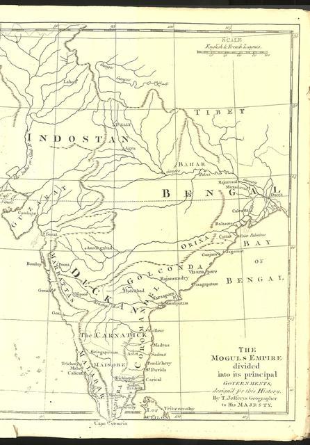 Narrative of the War on the Coast of Coromandel