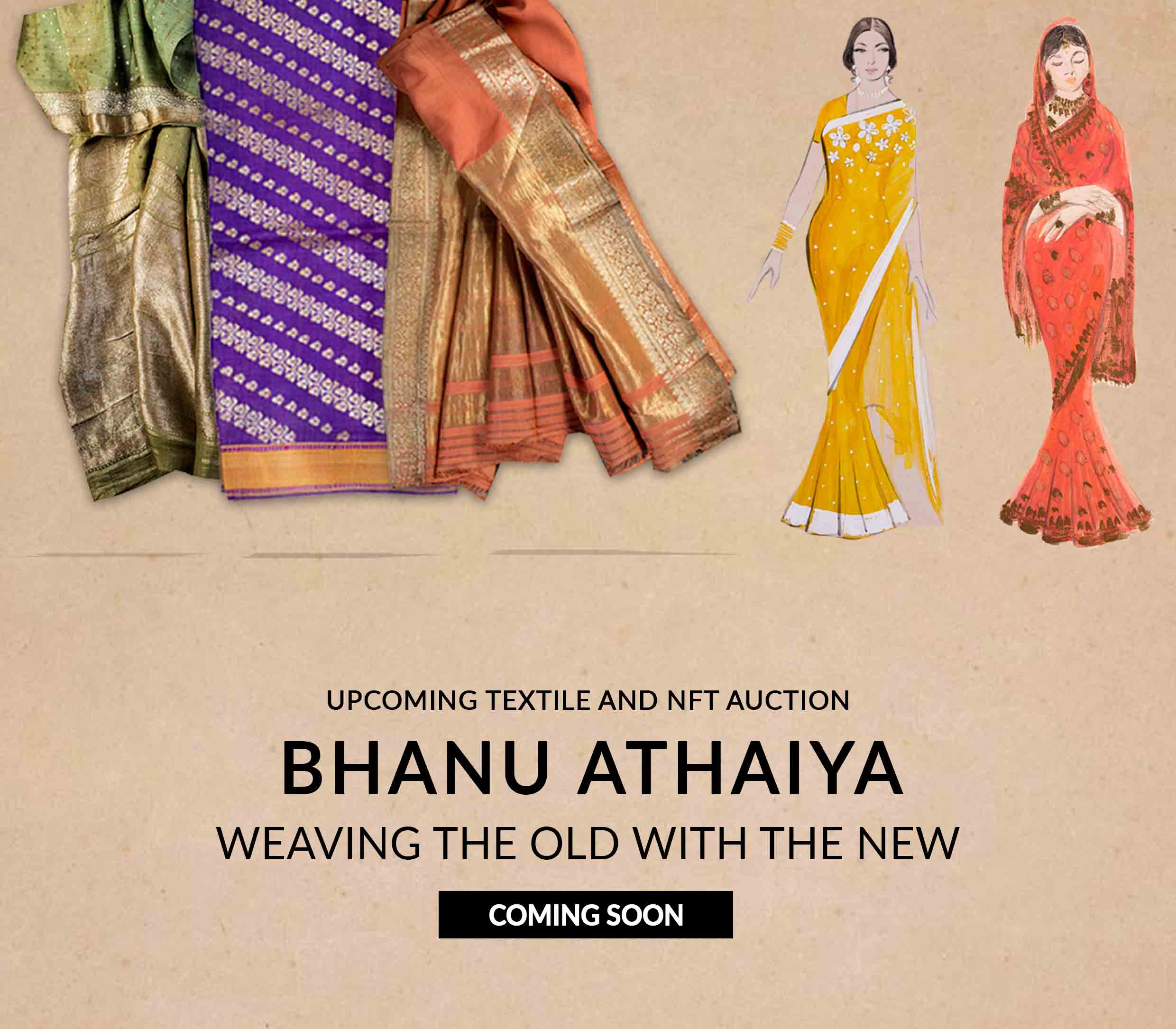 Bhanu Athaiya - Weaving the old with the new