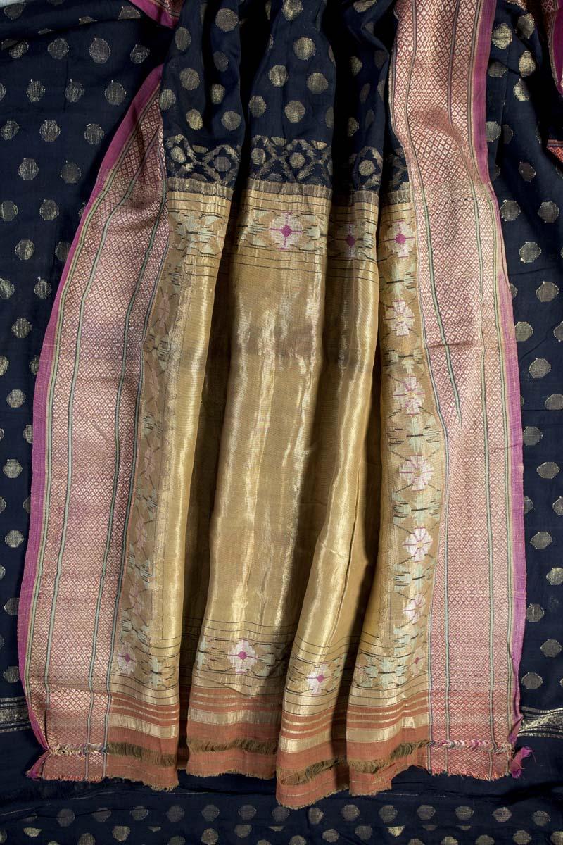 Bhanu Athaiya Saree & NFT Sale: The Antique & The Contemporary