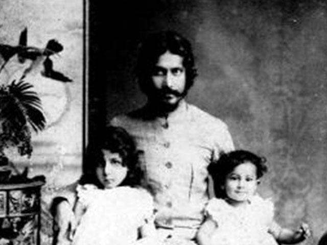 Rathindranath Tagore (1888 - 1961)