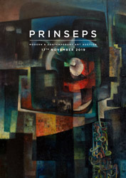 PRINSEPS MODERN AND CONTEMPORARY ART AUCTION - NOVEMBER 2019