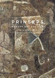 MODERN ART AUCTION - APRIL 2019