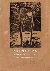 PRINSEPS PRINTS AUCTION - SEPTEMBER 2019