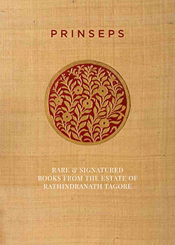 RARE BOOKS FROM RATHINDRANATH TAGORE ESTATE - OCTOBER 2017