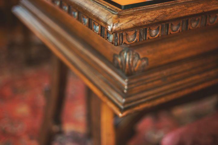 Set in wood