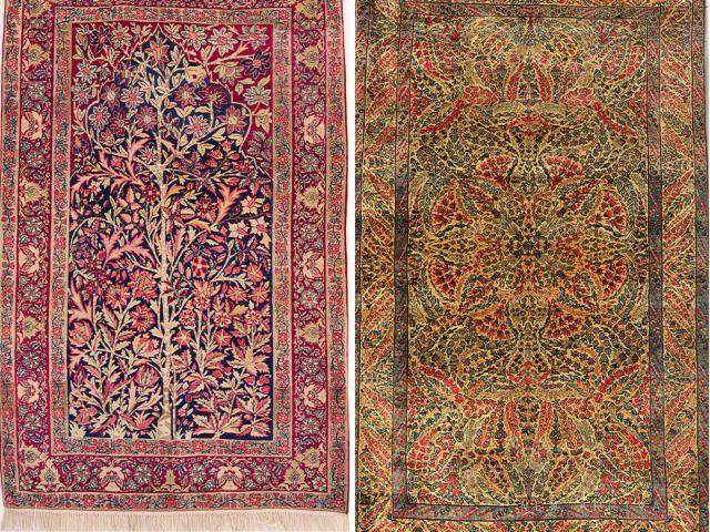 The Quintessential Persian Carpet