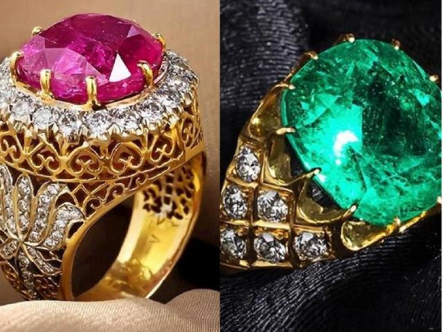 The strong kinship between rubies and emeralds